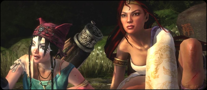 Ps3 Review Heavenly Sword Playstation Lifestyle
