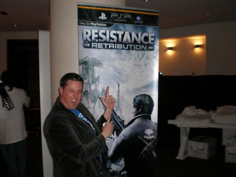 Resistance Retribution Rep