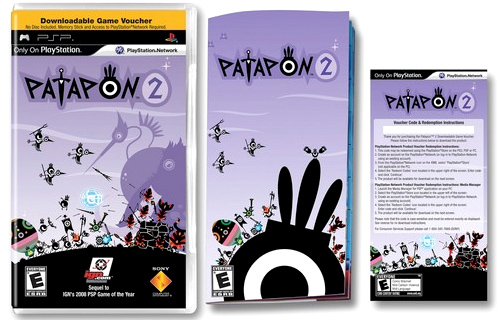 patapon-2-packaging