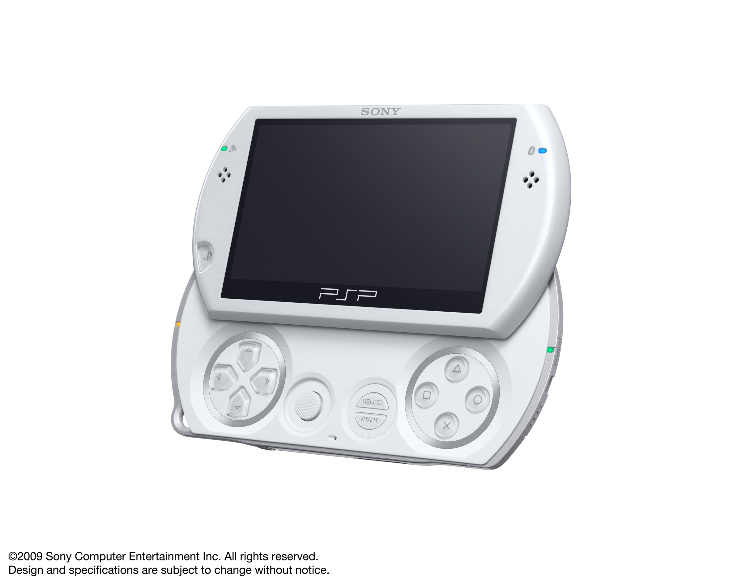 PSP Go, a Black and White Issue | 2400 x 1900 jpeg 165kB