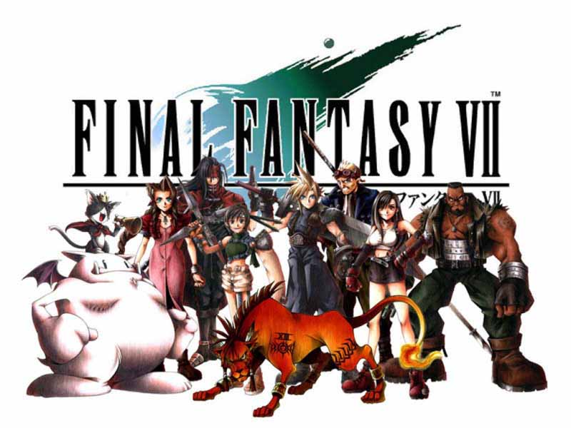 Image from Final Fantasy VII