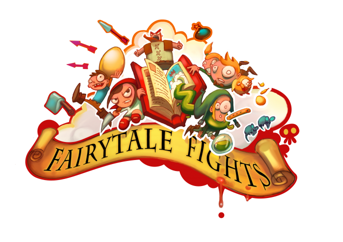fairyale-fights-logo-concept