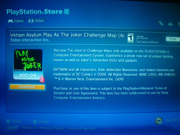 Batman-Joker-PSN