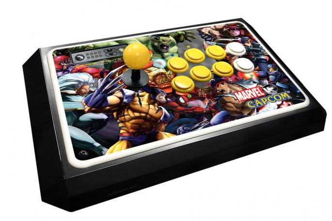 marvel-vs-capcom-2-mad-catz-controller