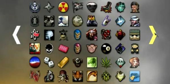 Modern Warfare 2 Callsigns and Emblems