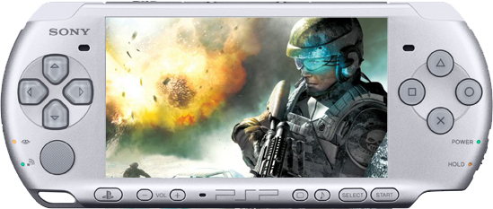 Ghost Recon: Future Soldier Deploying to the PSP