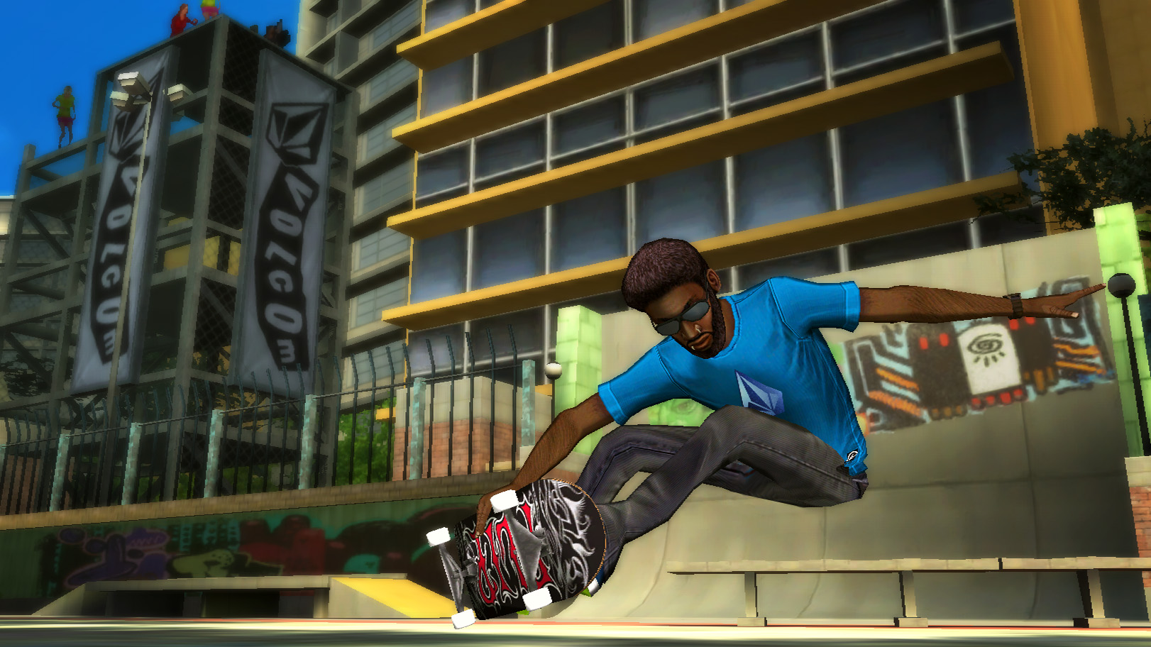 when tony hawk s next game shred was officially unveiled