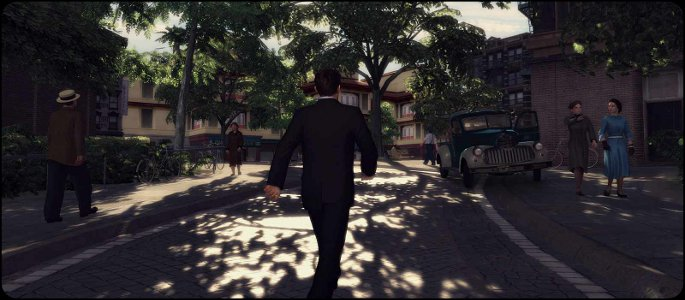 Mafia Games For Ps4 : Rumor mafia for ps xbox unreleased trophyless