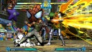 Spencer vs Doctor Doom - NYCC Gameplay Screen - MARVEL VS CAPCOM 3