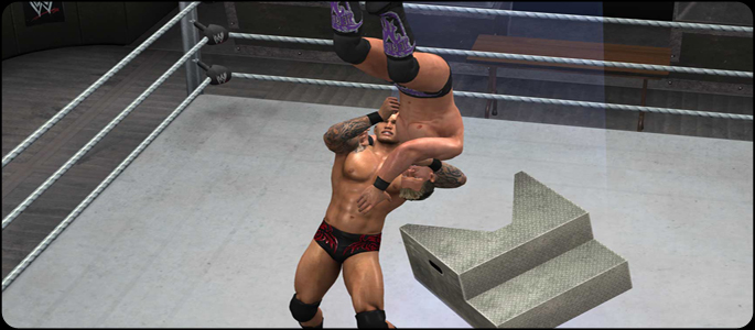 PS3 Review - WWE Smackdown vs RAW 2011