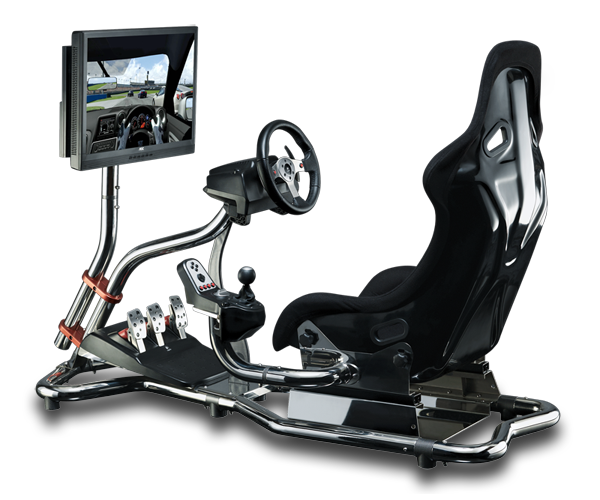 This Gran Turismo 5 Racing Rig Costs More Than Some Cars