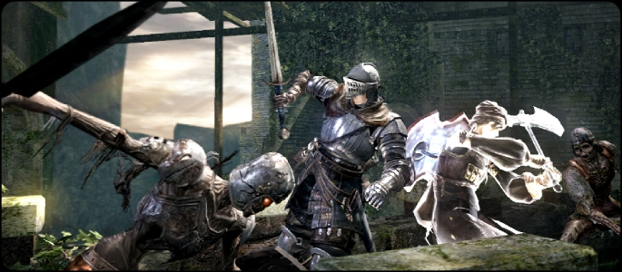 From software is attacking dark souls multiplayer issues