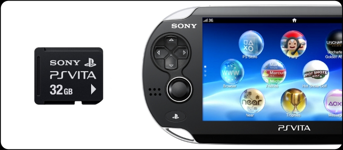 some playstation vita games require external memory cards for save files. Black Bedroom Furniture Sets. Home Design Ideas