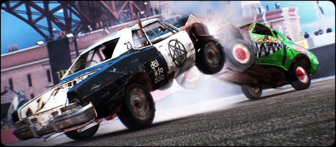 Dirt Showdown Review Ps3