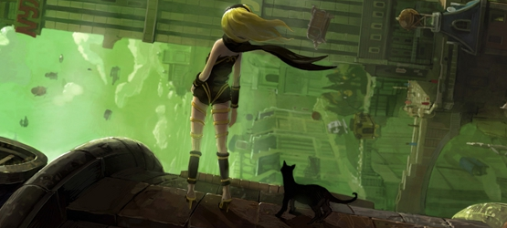 Gravity Rush Feature