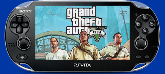 Playstation Vita Gta 5 : How rockstar s gta could save the vita