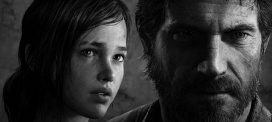 The last of us b and w