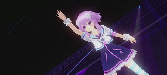 Hyperdimension Neptunia Victory Review Header