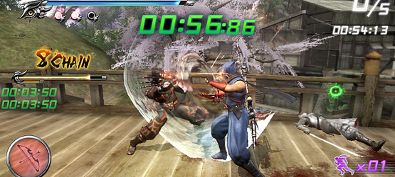 Ninja Gaiden Sigma 2 Plus Review Ps Vita Playstation Lifestyle