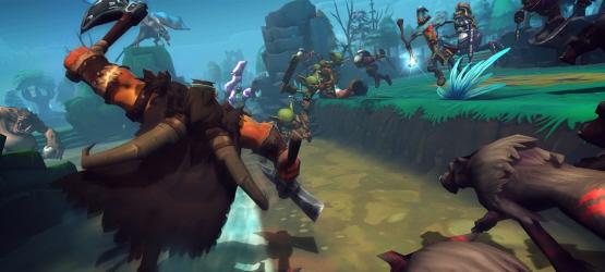 Dungeon defenders 2 isn 39 t planned on current gen consoles might be on next gen consoles if they - Dungeon defenders 2 console ...