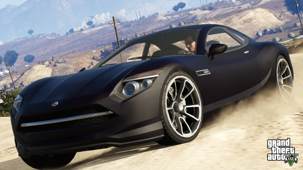 GTA 5 New Trailer Screens Screenshots U