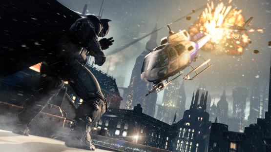 Batman Arkham Origins E3 Preview3