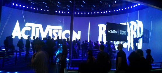 E3 Activision Display