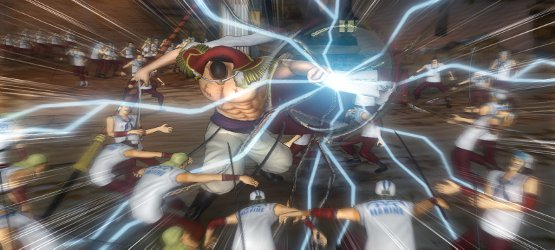 One Piece Pirate Warriors 2 E3-1