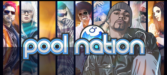 Pool Nation Logo
