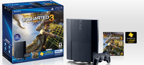 Sony Stealthily Updates the Uncharted 3 GOTY Edition PS3 Bundle: Ditches DUST 514 for a Year of ...