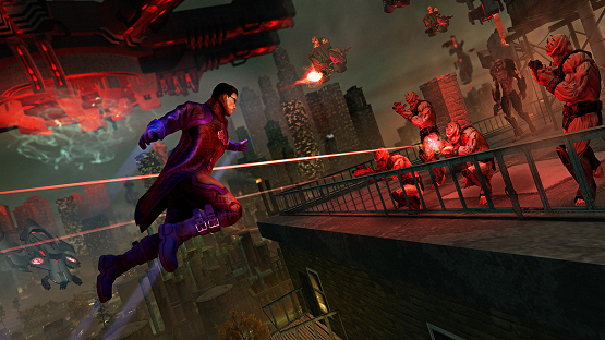 Saints Row IV Review 1