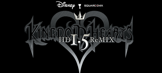 Kingdom Hearts HD Remix Logo