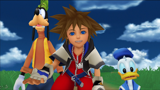 Kingdom Hearts HD Remix Review 1