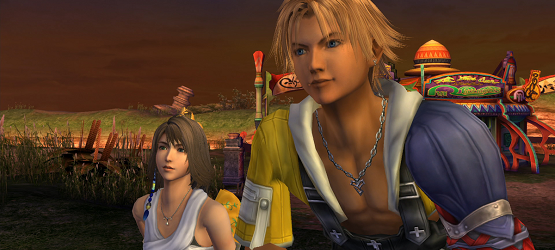 Final Fantasy X HD Review 3