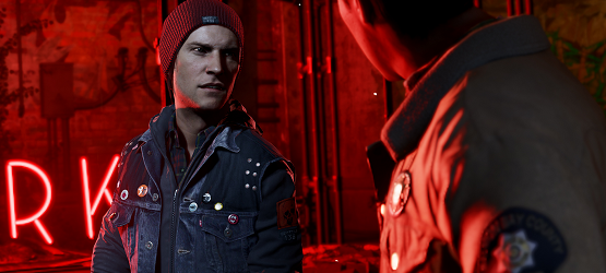 Infamous second son review 2