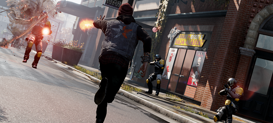 Infamous second son review 3