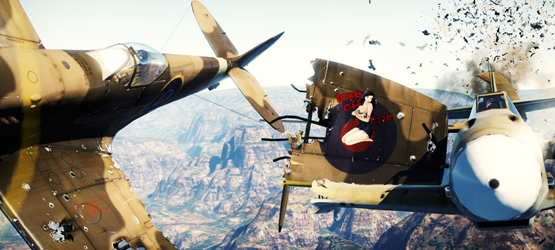 War Thunder Crash