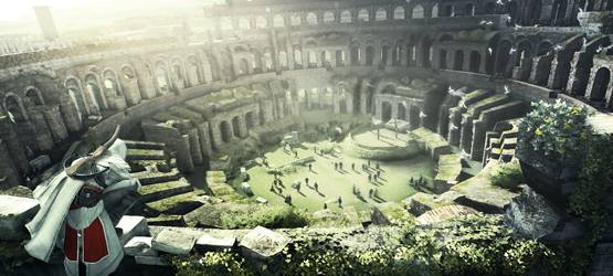 Assassins Creed 2 Brotherhood - Colosseum