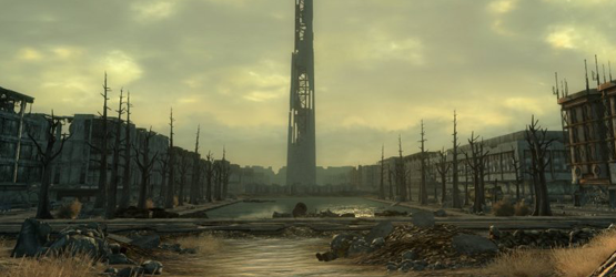 Fallout 3 - Washington Monument