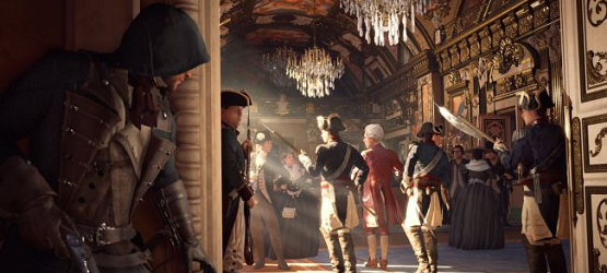 Assassins Creed Unity Preview 2