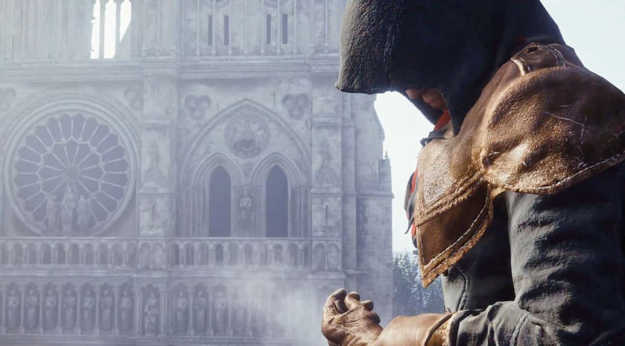 ac Unity New Gameplay ac Unity Gameplay e3 2014