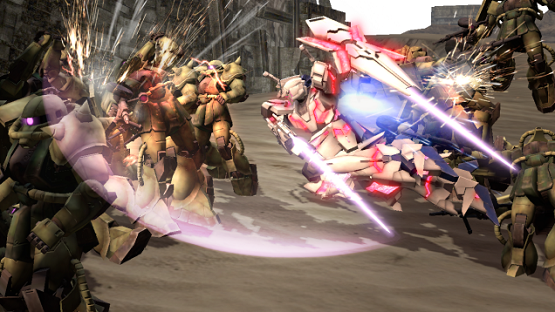 Dynasty Warriors Gundam Reborn Review 1
