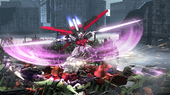 Dynasty Warriors Gundam Reborn Review 2