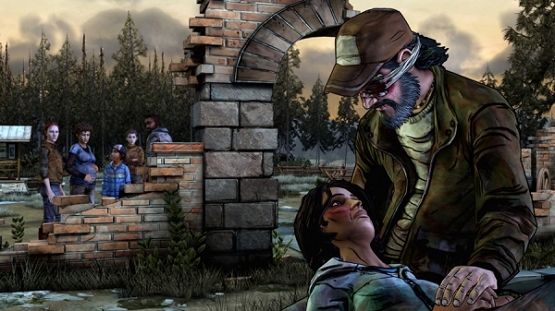 Walking Dead Amid the Ruins Review1