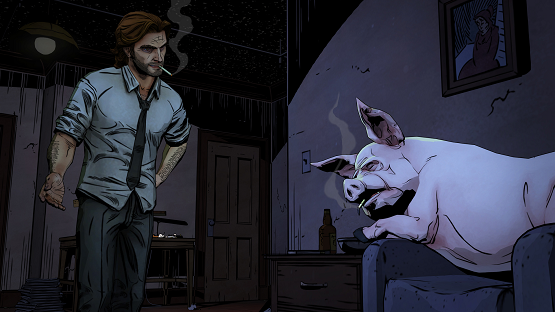 Wolf among us review 1