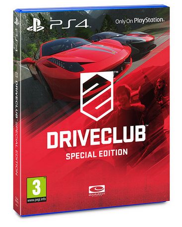 driveclubspecialedition