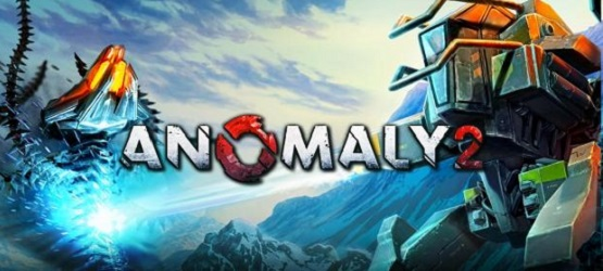 Anomaly 2 Review PS4
