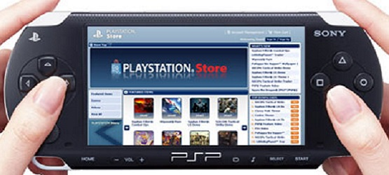 Support for the PSP PSN Store to be Removed