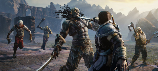 Shadow of Mordor Kill