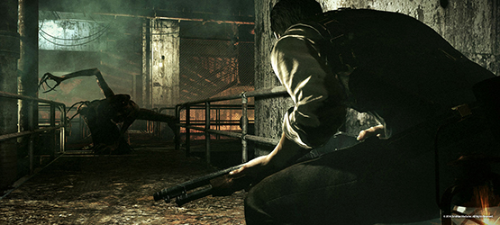 The Evil Within sneaking 555x250